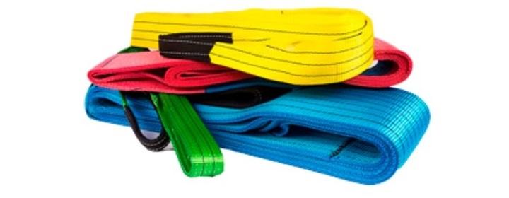 стропы текстильные, стропы петлевые, строп СТП, строп с петлями