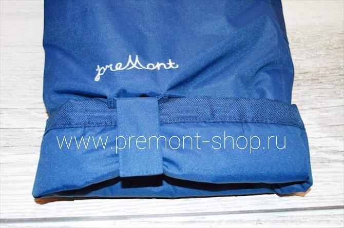 Фиксация запаса на брюках Premont