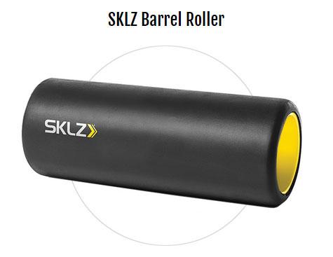 Ролик для самомассажа SKLZ Barrel Roller