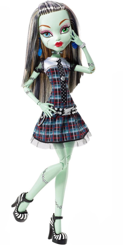 Фрэнки Штейн в Магии кукол