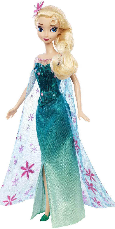 Эльза Холодное сердце в Магии кукол