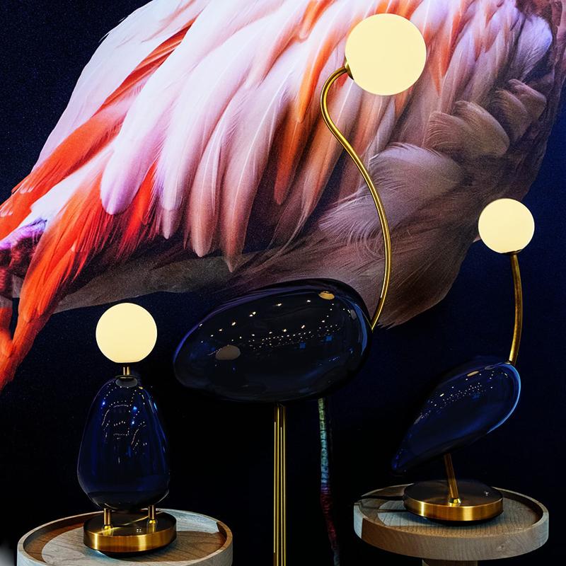 Светильники Feathers от Viso