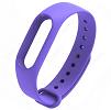 ремешок mi band 2 фиолетовый
