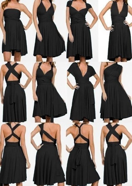 платье-трансформер
