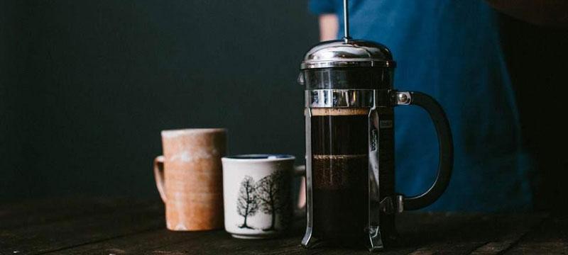 как правильно заваривать кофе в френч прессе