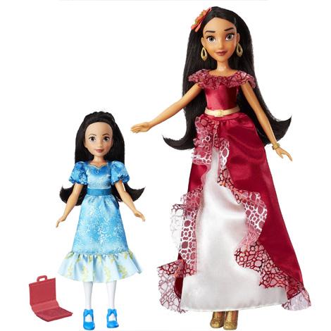 Набор кукол Елена и Принцесса Изабель, Модный пригово