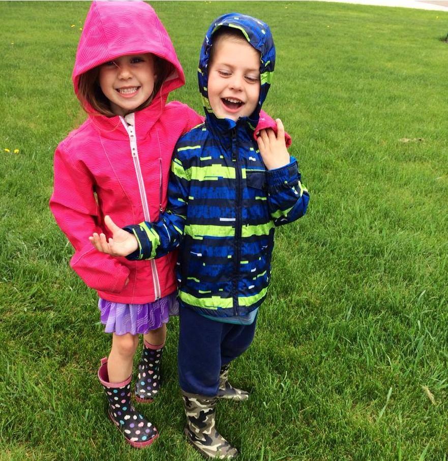 Детская одежда для дождя интернет магазин