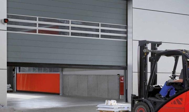 При автоматизации склада необходимо учитывать его конструкционные особенности