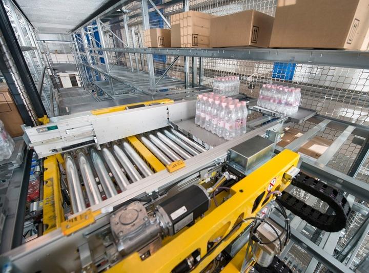 Техническая модернизация склада увеличит эффект от его автоматизации