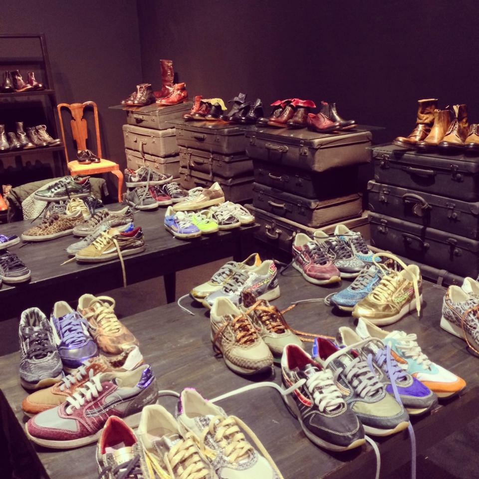 alexander hotto обувь