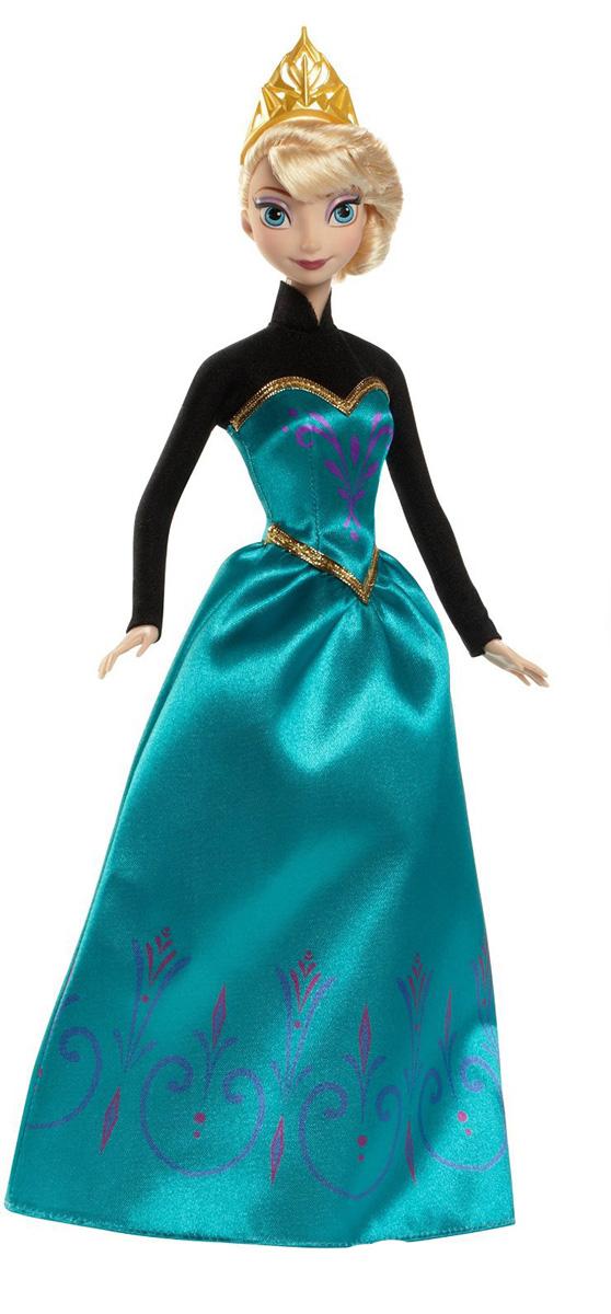 Кукла Эльза Холодное Сердце, День коронации (Фрозен)