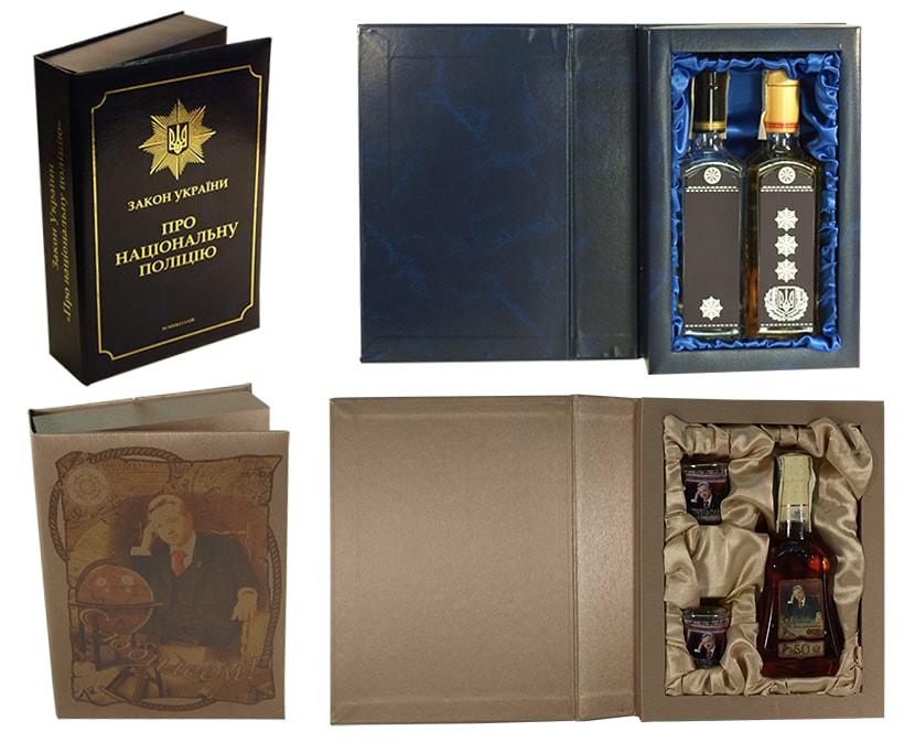 Эксклюзивные подарочные коробки под алкоголь