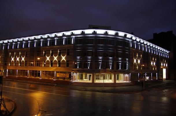 Здание банка // г. Санкт-Петербург