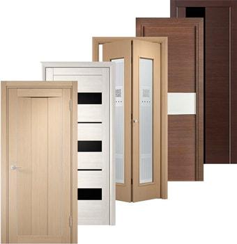 Межкомнатные двери средней ценовой категории