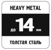 Печь для бани ТМФ Каронада Heavy Metal