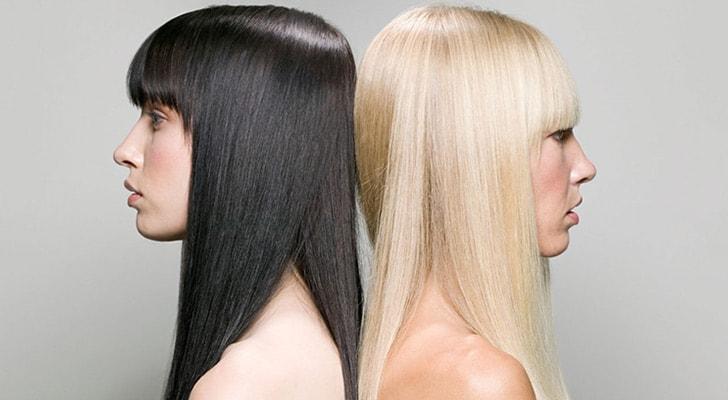 Процедура ламинирование волос