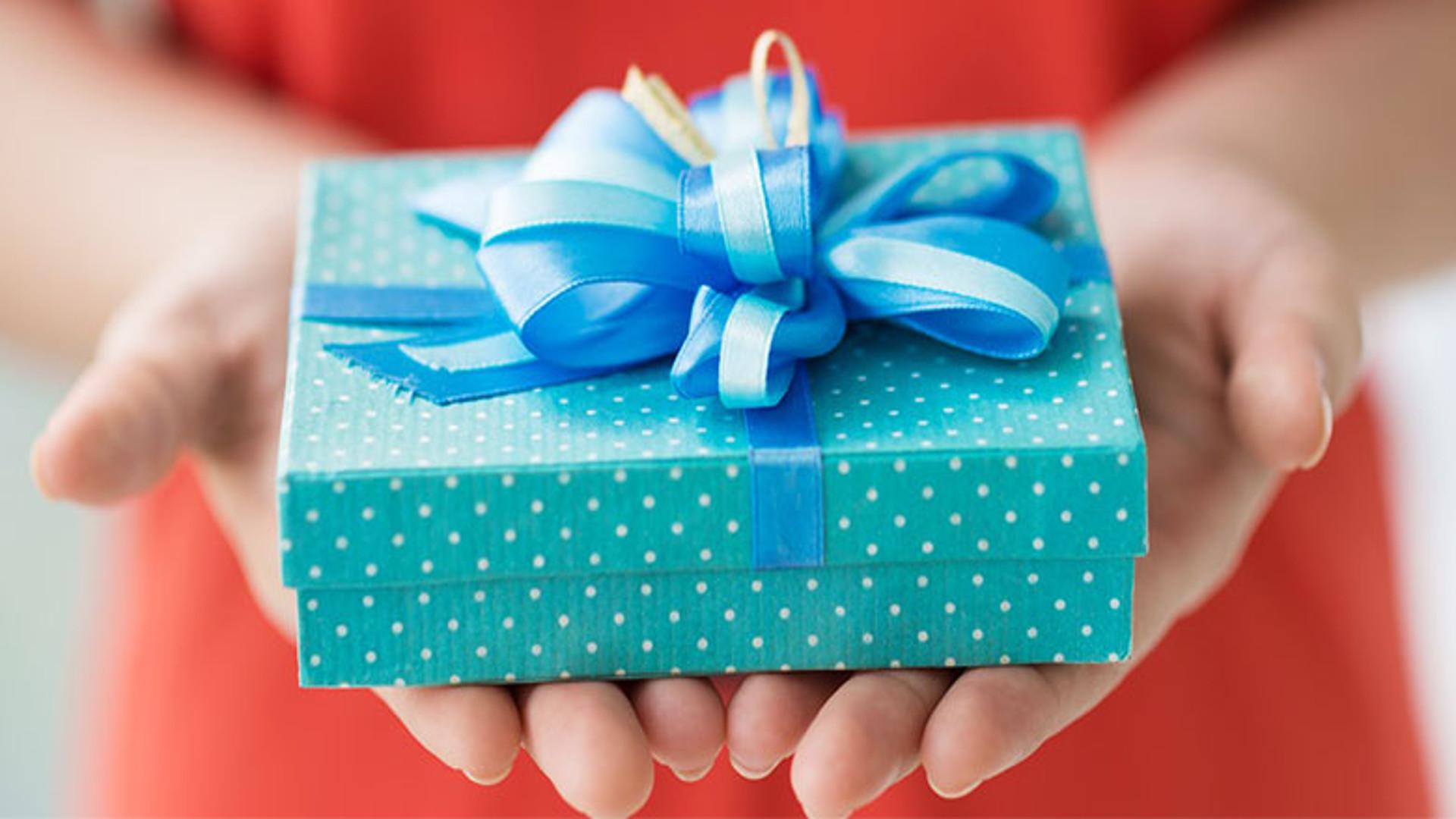 Подарок в каждом заказе