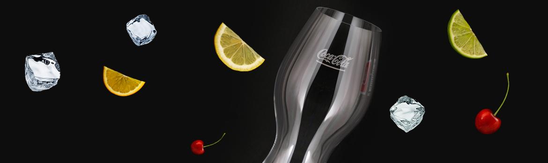 Бокал Riedel Coca-Cola