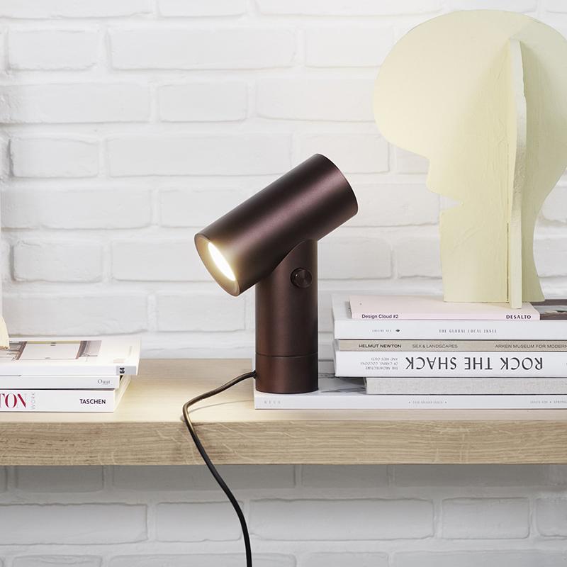 Настольная лампа Beam от Muuto