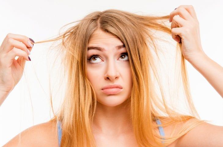 Смеси и компрессы, призванные укрепить волосы