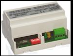 Входной модуль IC для управления аварийным освещением.