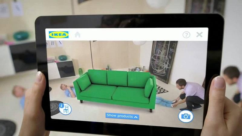 IKEA приложение