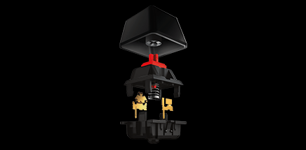 Механические переключатели Cherry MX (красные)