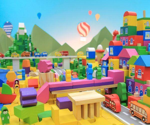 Томик,томика игрушки,веселый городок,кубики томик, томик сказки, деревянные игрушки томик,конструктор томик