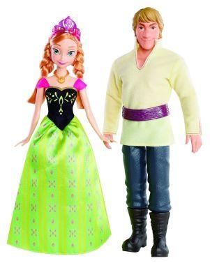 Набор кукол Анна и Христоф Фрозен