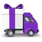доставка и оплата, интернет магазин Багира
