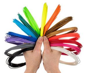 пластик для 3д ручки