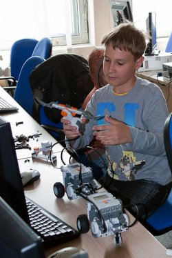 Летняя робототехническая школа