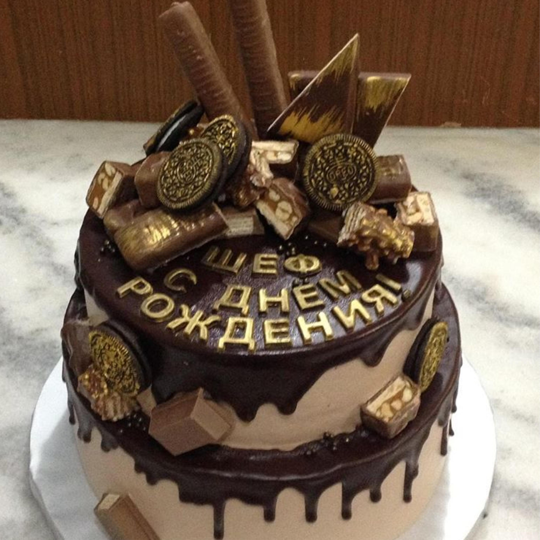 Картинка на торт начальнику