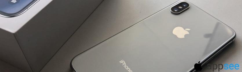 Смартфон Apple iPhone X 64