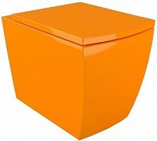 Подвесной унитаз Arcus G 050 оранжевый