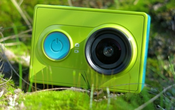 Экшн-камера Xiaomi Yi - отличная замена Go Pro за меньшие деньги. Обзор, характеристики.