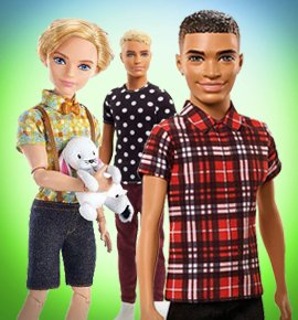Куклы мальчишки из лучших коллекции
