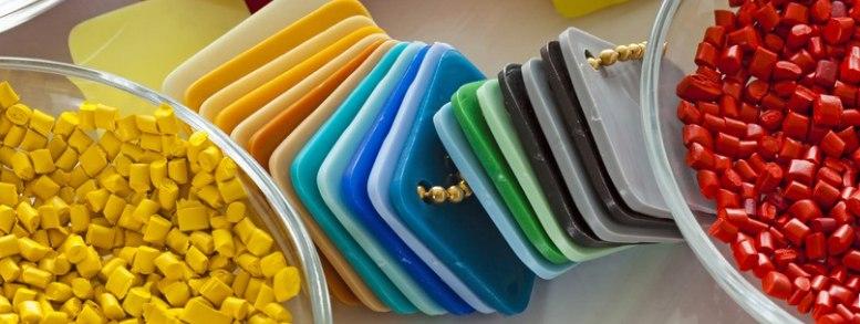 Окрашивание пластика Полиморфус