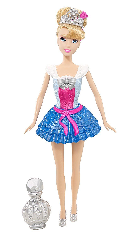 Кукла Золушка Принцесса Диснея, меняет цвет