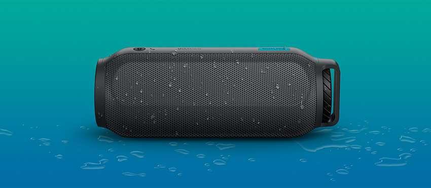 Портативная Bluetooth стерео акустика Philips BT7700B/00 Black