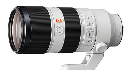 Новый профессиональный телефото зум-объектив FE 70-200мм F2.8 GM OSS