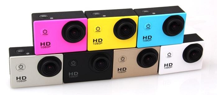 Sports Cam HD 1080p