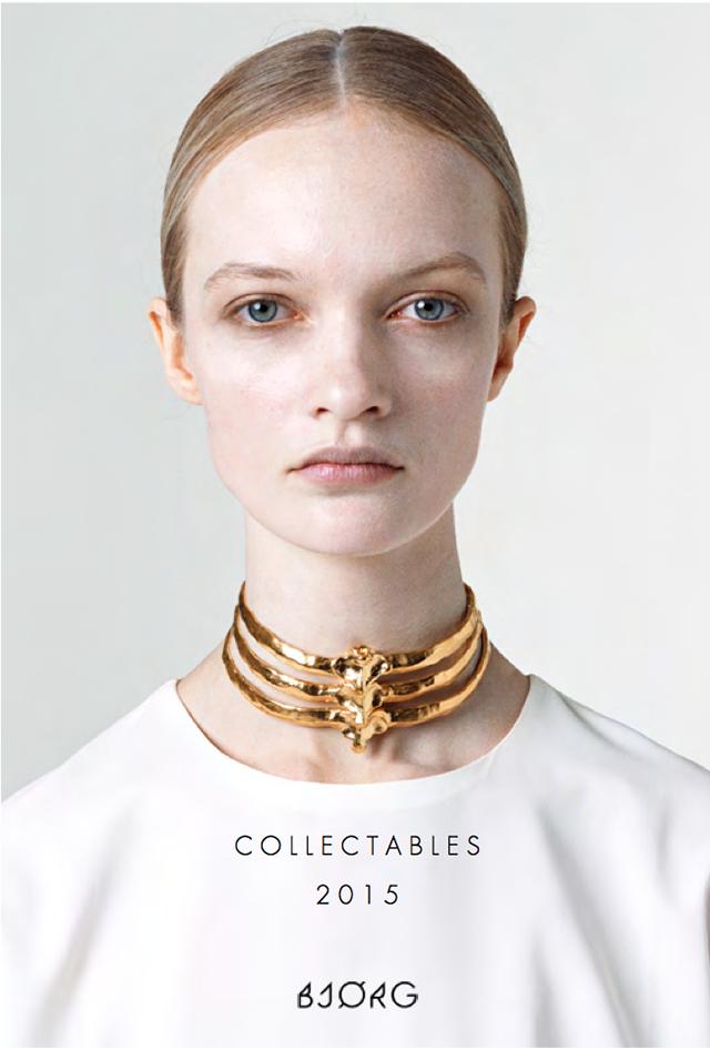 коллекция украшений The Collectables от норвжского бренда BJORG