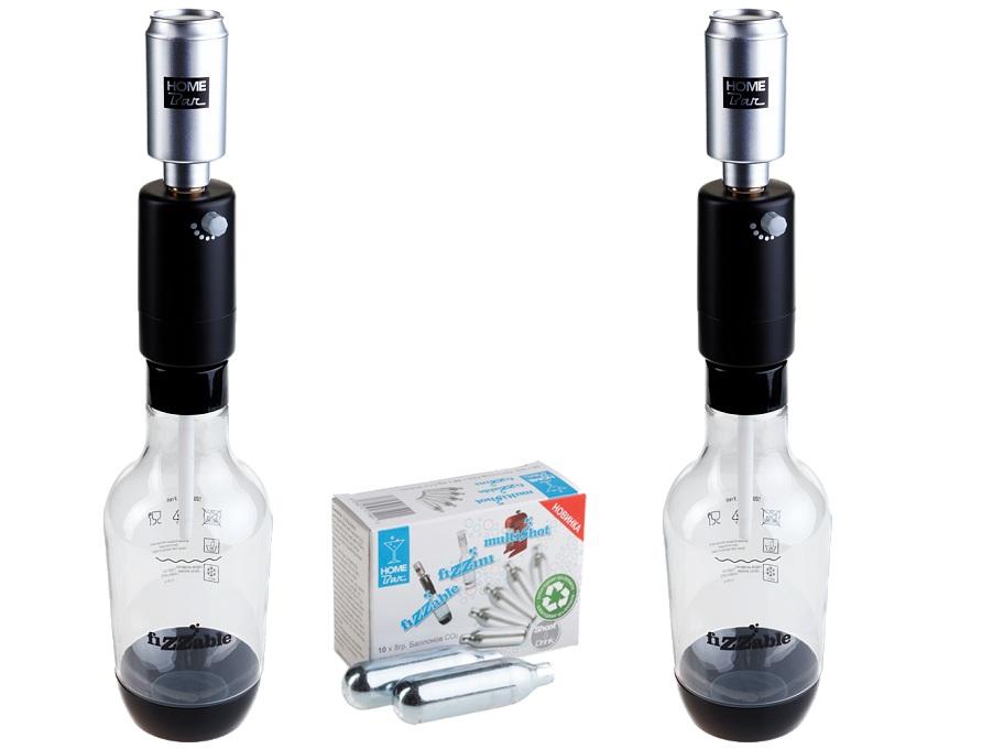 Бутылочные сифоны HomeBar