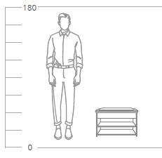 банкетка с полками для обуви патриция висан размеры