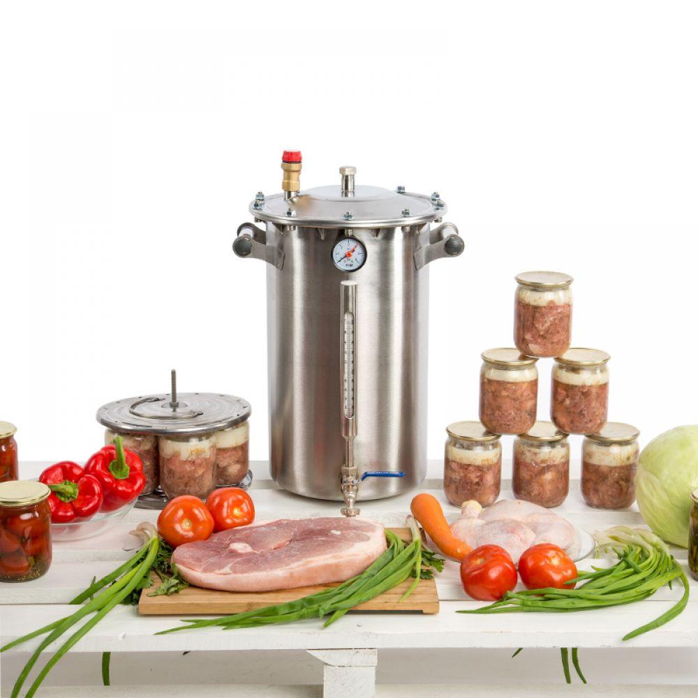 Консервирование мяса в автоклаве в домашних условиях