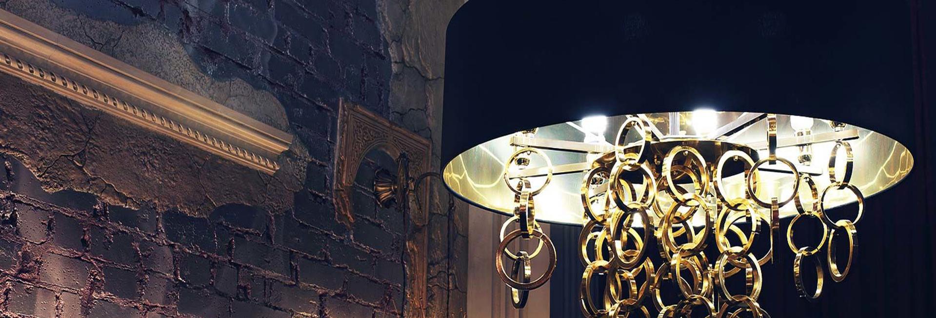 Люстры и свет