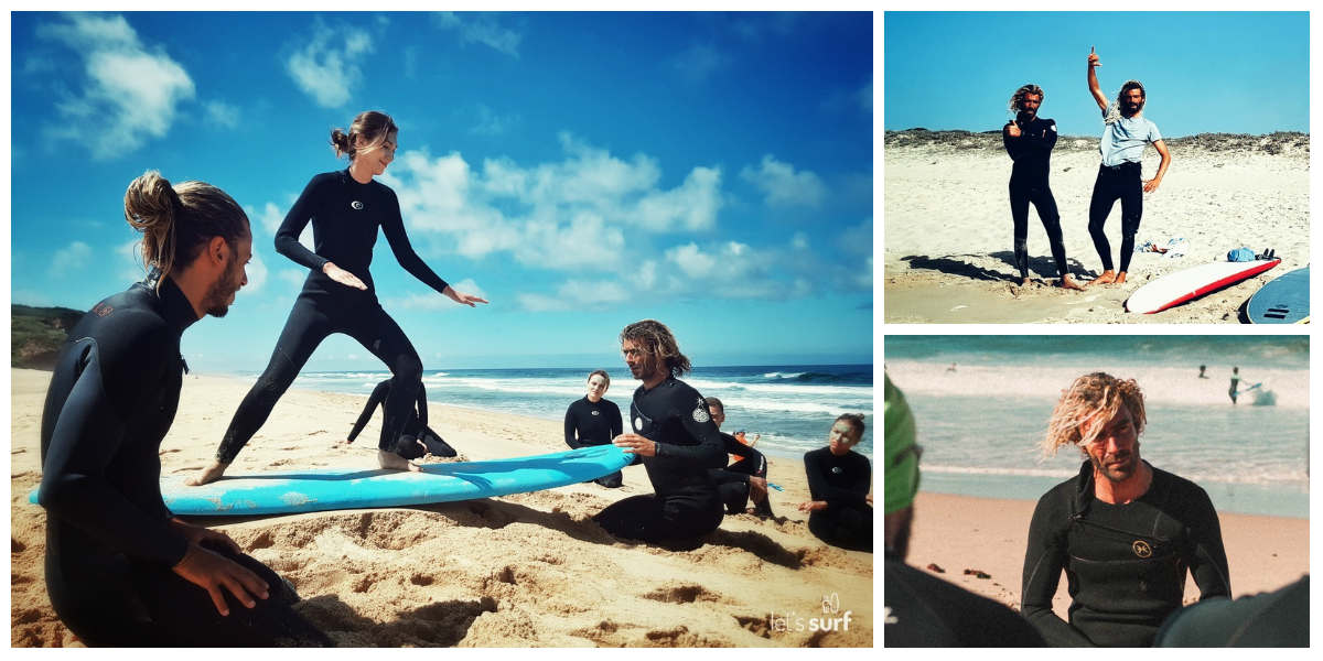 Школа серфинга в Португалии Ripar Surf