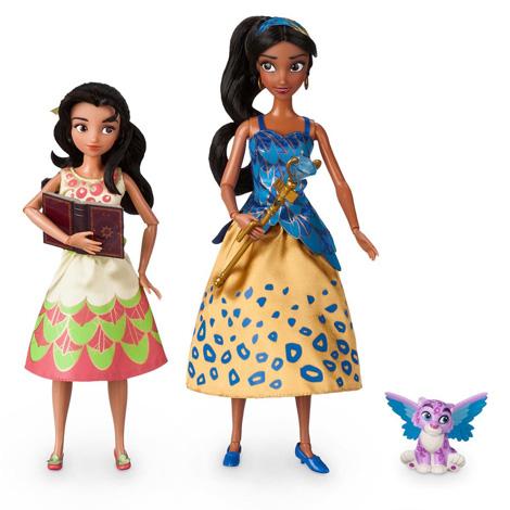 Набор кукол Дисней Елена из Авалора и Изабель (поющие)