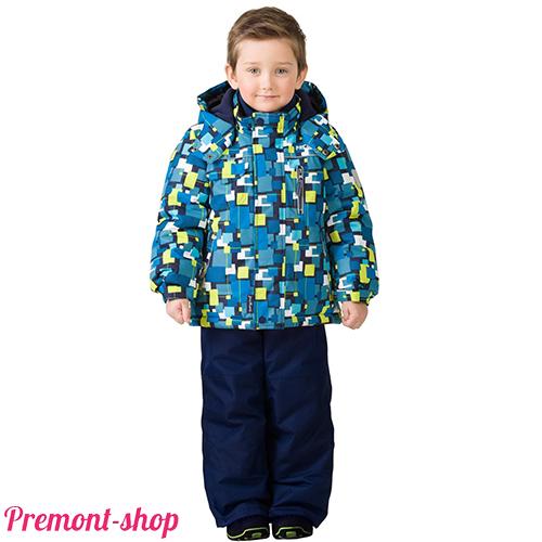 Комплект Premont для мальчиков Город Будущего